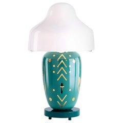 Chinoz Juzuan Ceramic Table Lamp