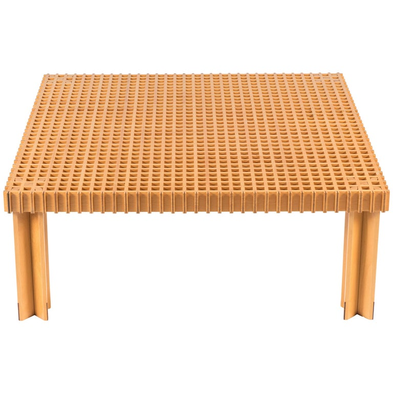 Gianfranco Frattini Kyoto Coffee Table For Sale At 1stdibs