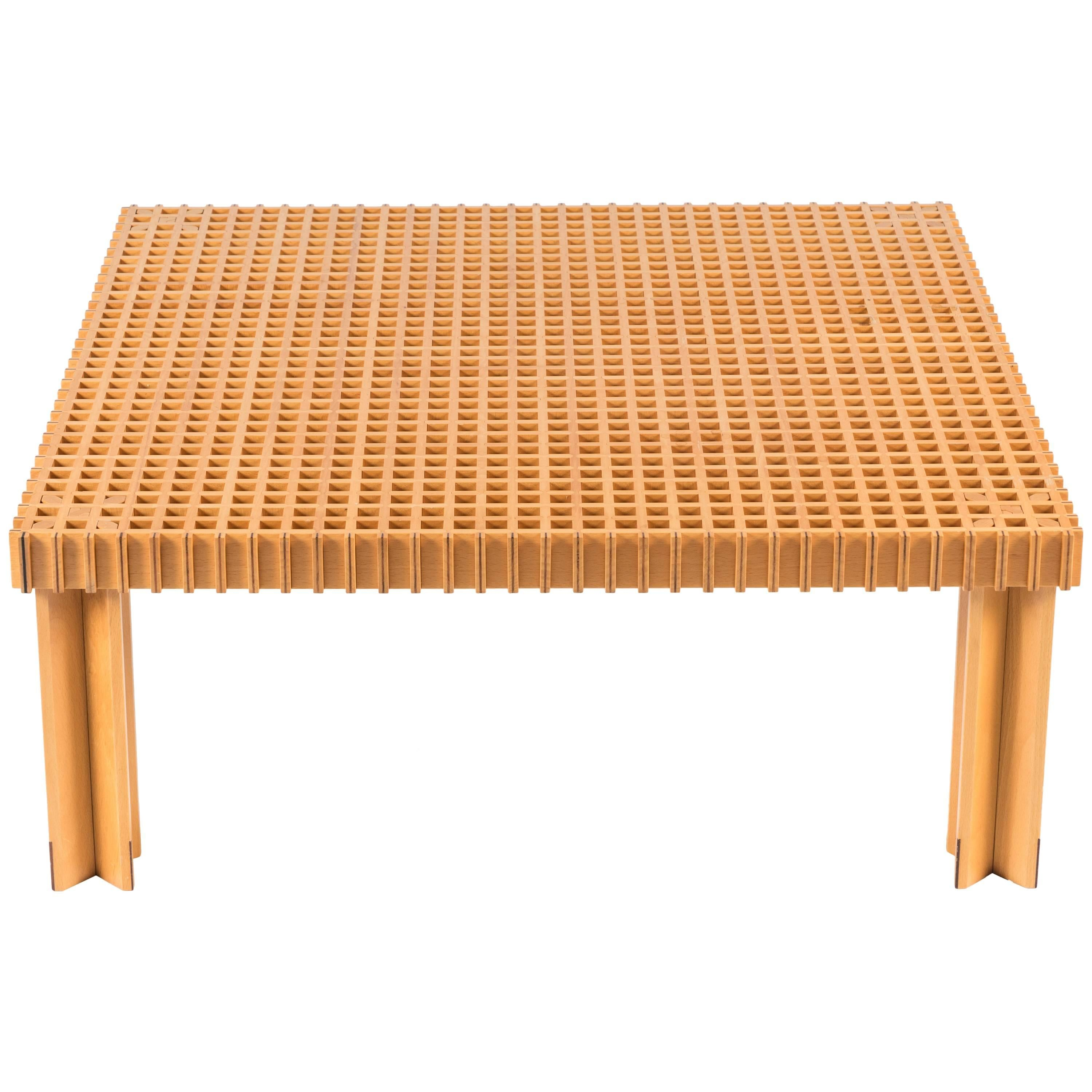 Gianfranco Frattini Kyoto Coffee Table For Sale
