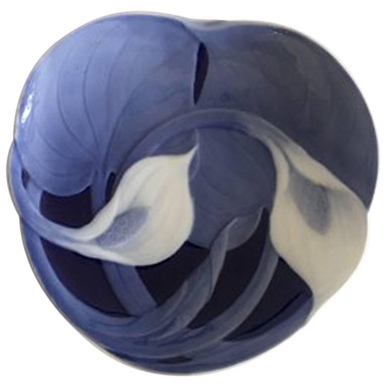 Royal Copenhagen Art Nouveau Bowl #4