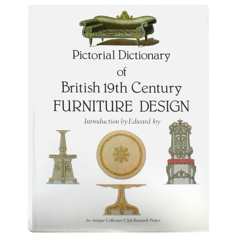pictorial dictionary of british 19th century furniture