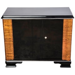 Handsome Art Deco Commode
