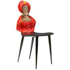 Fornasetti Chair Moro