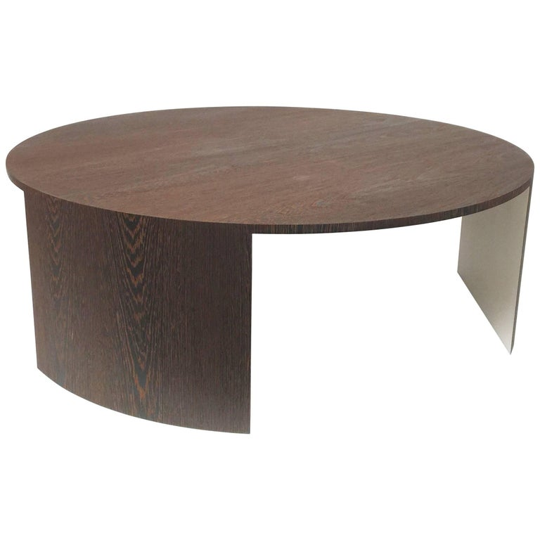 """William Earle """"Graphic"""" Cocktail Table"""