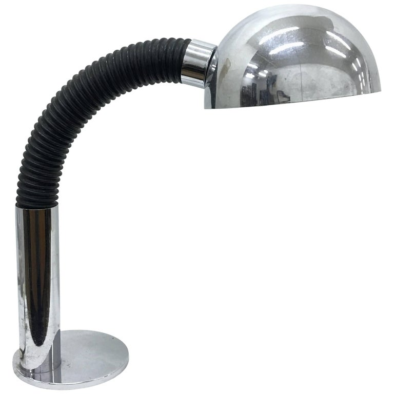 Space Age Table Lamp, Italy, circa 1970