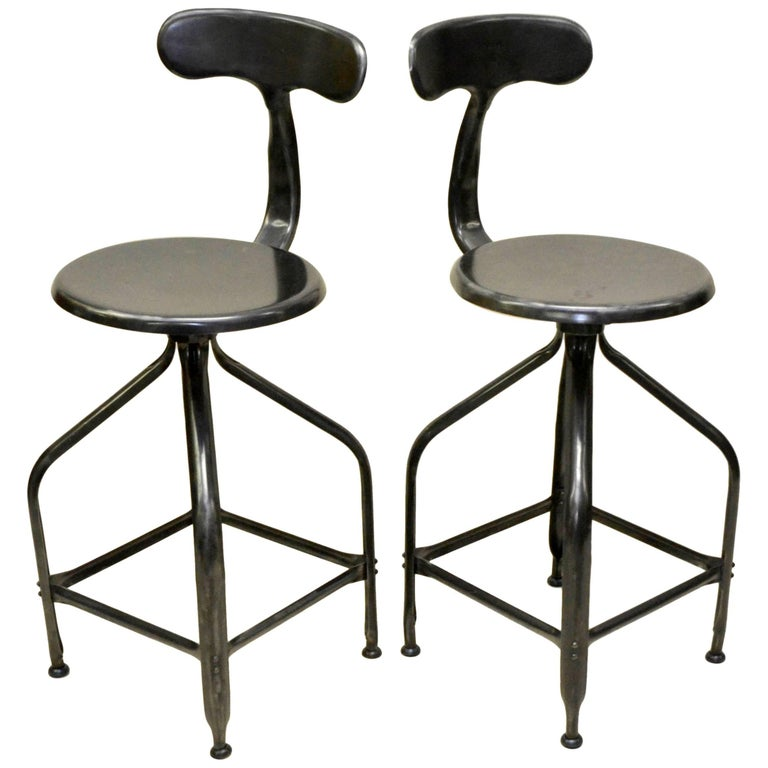 Vintage drafting stool by cramer circa 1940 39 s at 1stdibs for Cramer furniture