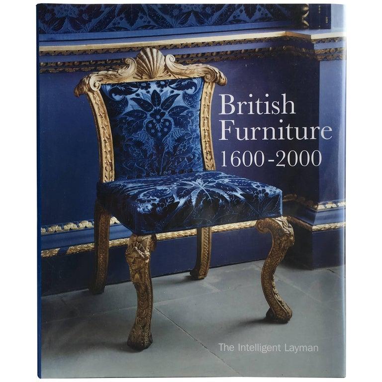 """British Furniture 1600-2000"" Book For Sale"