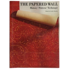 The Papered Wall History, Pattern and Technique