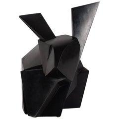 Jacques Owczarek, Jokio, Sculpture of a Rabbit, France, 2016
