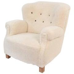 Fritz Hansen High Back Chair