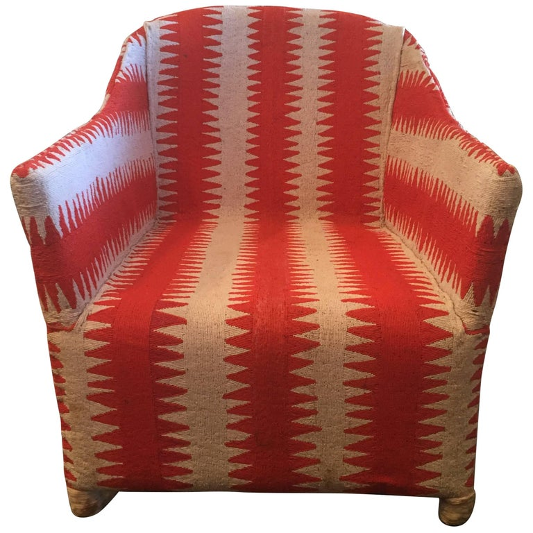 Beaded Nobility Chair For Sale