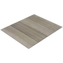 Salvatori Filo Flush 4 / 100 Shower Tray in Raw Texture Silk Georgette® Stone