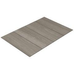 Salvatori Filo Flush 4 / 80 Shower Tray in Bamboo Texture Silk Georgette® Stone