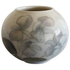Royal Copenhagen Art Nouveau Miniature Vase #57/42A