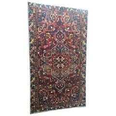 Bakhtiar Persian Carpet from the 20th century.