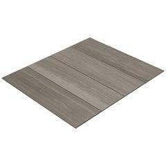 Salvatori Filo Flush 4 / 100 Shower Tray in Bamboo Texture Silk Georgette® Stone