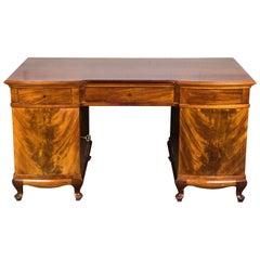1940s Mahogany Desk