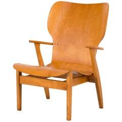 Domus Lux Lounge Chair by Ilmari Tapiovaara