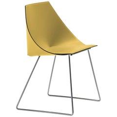 Designer Italian Leather Chair
