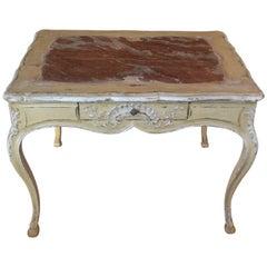 Louis XV Period Table