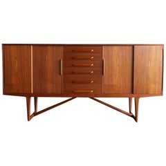 Credenza by Kurt Ostervig for Brande Mobelindustri of Denmark