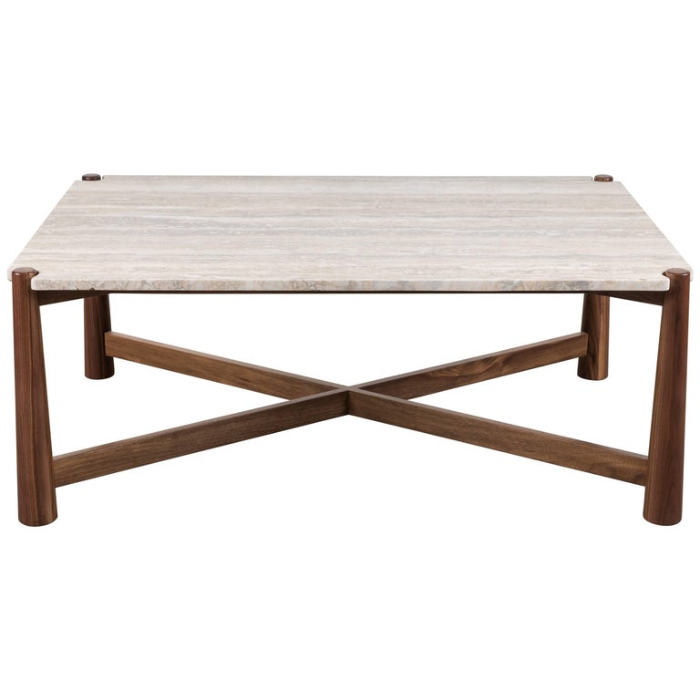 Bronson Coffee Table by Lawson-Fenning For Sale