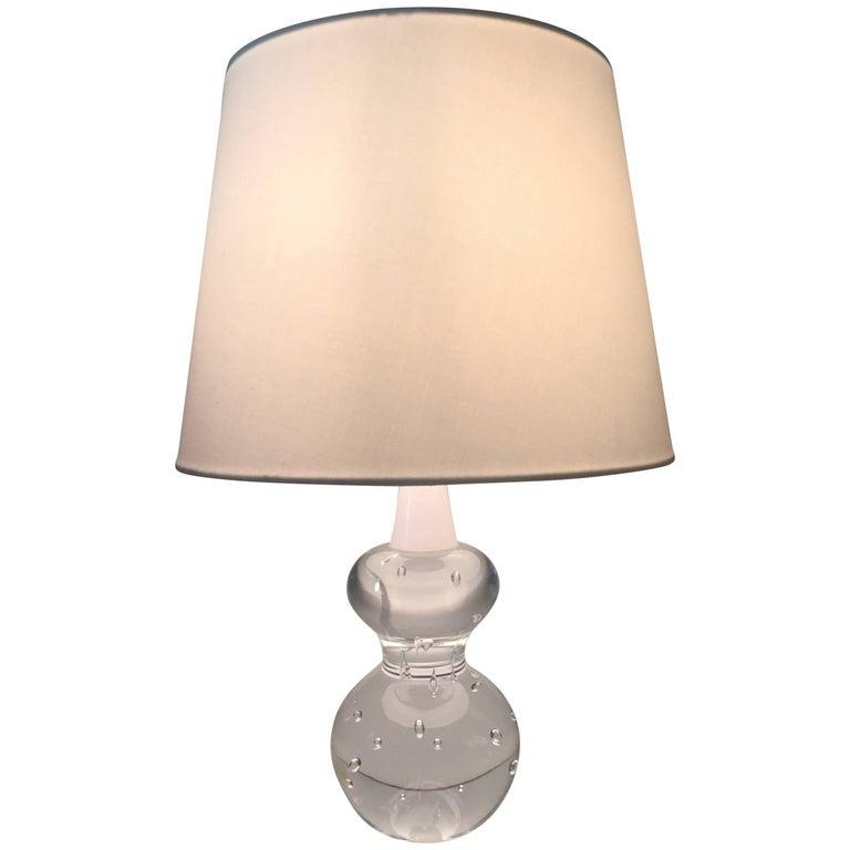 Josef Frank Table Lamp Model 1819-3 for High End House Svensk Tenn in Stockholm
