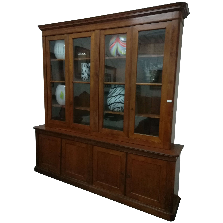unit itm shelving bookcase wooden shelves shelf display bookcases tier wood storage