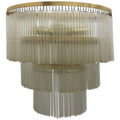Mid-Century Modern Wall Sconce, Italy, 1950
