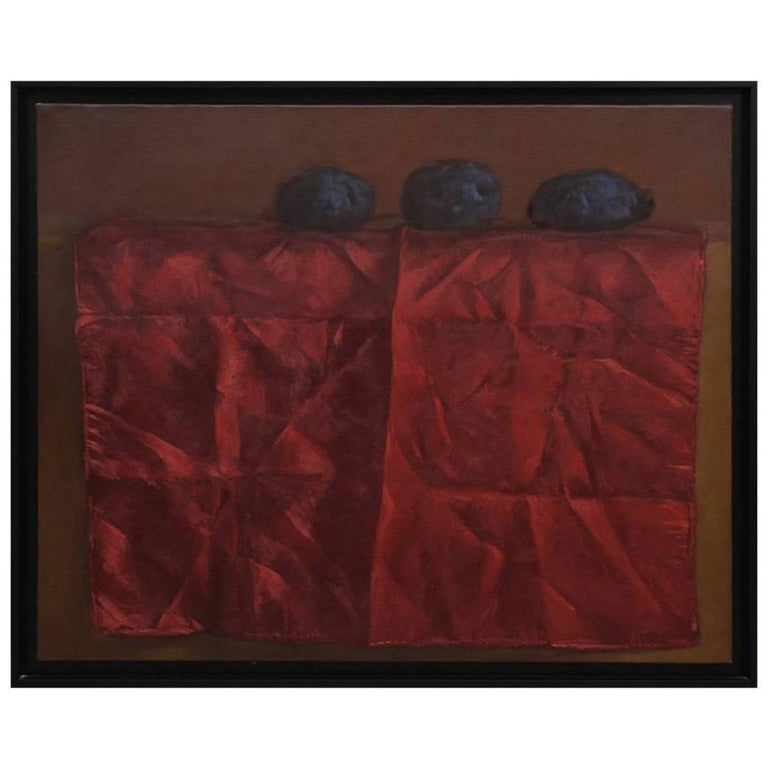 Three Prunes by Carlos Nariño For Sale