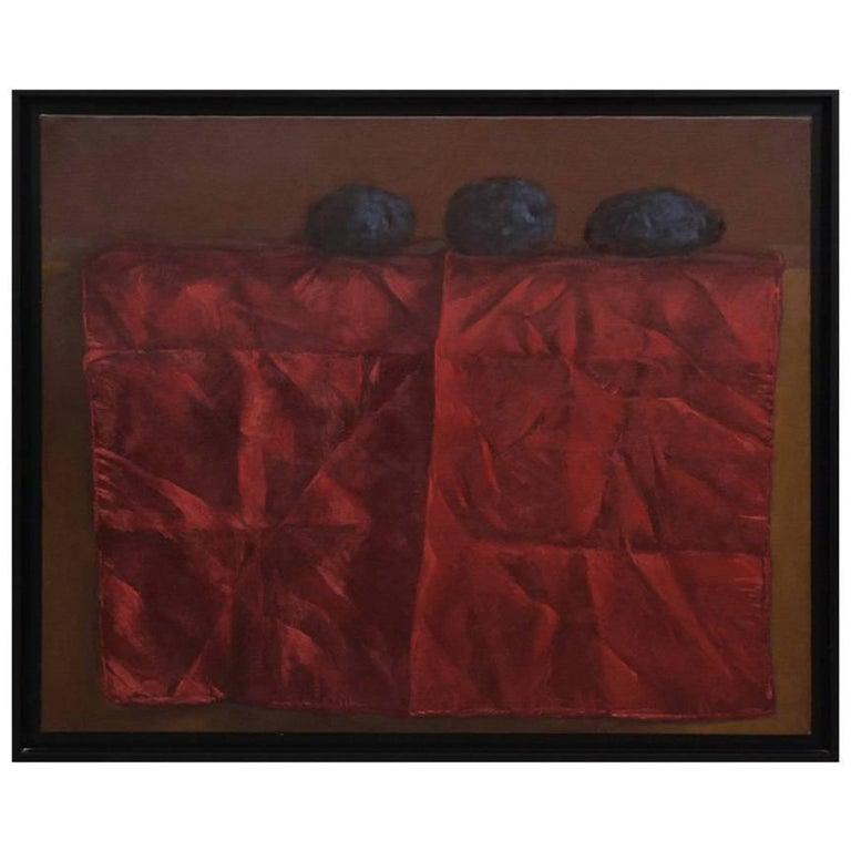 Three Prunes by Carlos Nariño