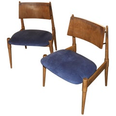 Unusual Mid-Century Modern Chairs