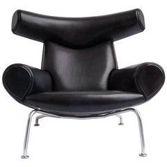 Hans J. Wegner Ox Chair Model EJ 100