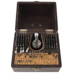 Antique Kendrick & Davis K&D Inverto Staking Jewelry Watch Tool Set