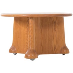 Wendell Castle Important Side Table