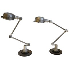 Pair of Jeilde Lamps