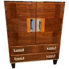 Bauhaus Cabinet, Walnut, Germany circa 1930