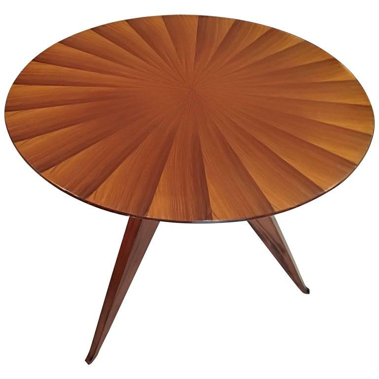 Ruhlmann Ducharne Model Table by Alfred Porteneuve, circa 1930