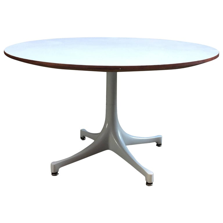 George Nelson for Herman Miller Swag Leg Table