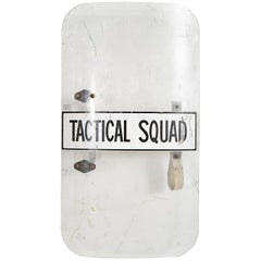 Tactical Shield from DeBerry Correctional Prison