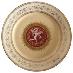 Bing & Grondahl Early Plate with Thorvaldsen Motif