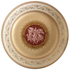 Bing & Grondahl Early Plate with Thorvaldsen Motif #2