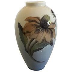 Royal Copenhagen Art Nouveau Vase No. 2180/47e