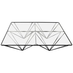 Large Paolo Piva Coffee Table