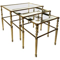 Maison Jansen Set of Nesting Table