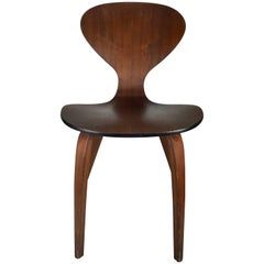 Classic Mid-Century Modern Plywood Chair by Norman Cherner for Plycraft