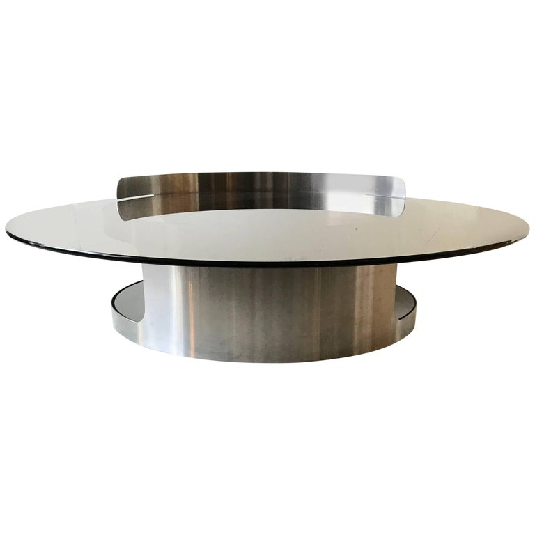 Francois Monnet Round Coffee Table