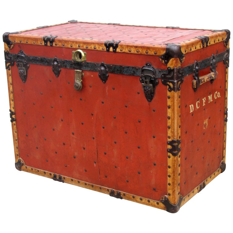 Circus Trunk For Sale