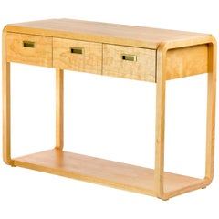 Violette Vanity Table Contemporary Design Console Table