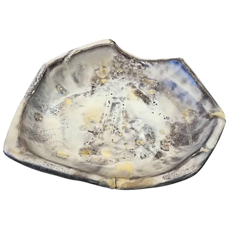 Marcello Fantoni Ceramic Vide Poche, circa 1960